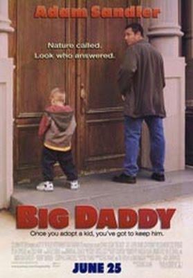 big daddy movie poster Watch Big Daddy Free