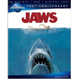 jaws blu ray Jaws First Time on Blu Ray Win a Jaws Combo Pack