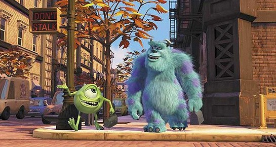 monsters inc movie 2012 sulley