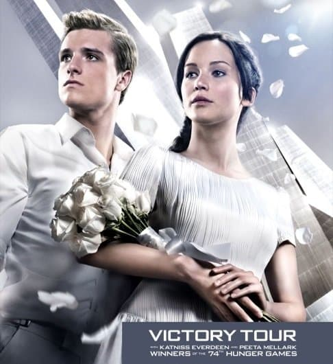 victory tour hunger games