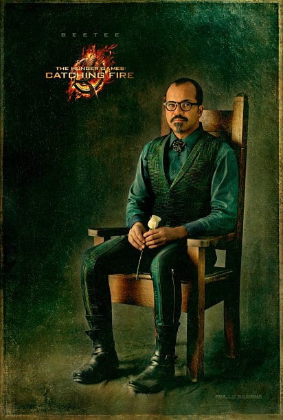 BeeTee will be played by Jeffrey Wright
