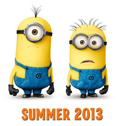Despicable Me 2 Summer 2013