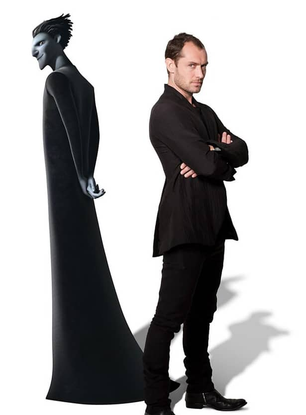 Jude Law as Pitch