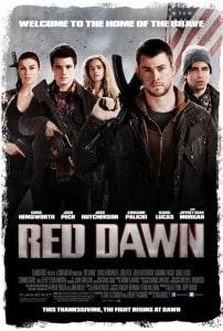 Red Dawn Movie Tickets