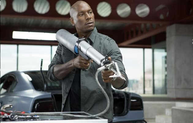 Tyrese Gibson in Universal Pictures Fast & Furious 6