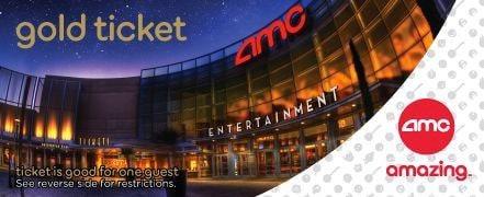 AMC Gold Movie Tickets