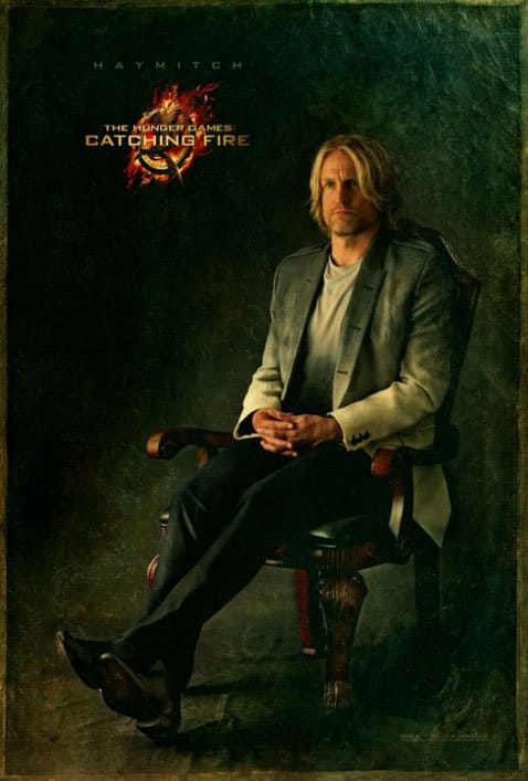 catching fire portraits haymitch