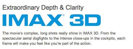 imax top gun 3D