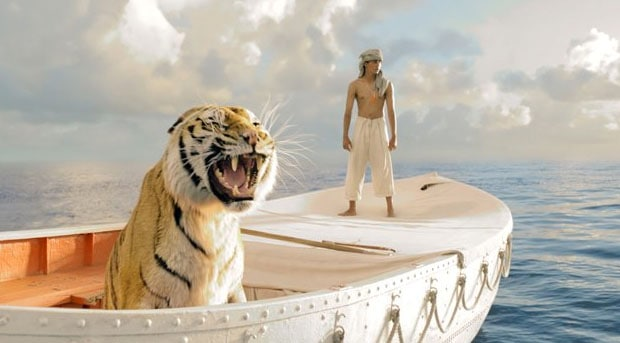 suraj sharma tiger in boat
